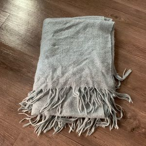 West Elm acrylic throw